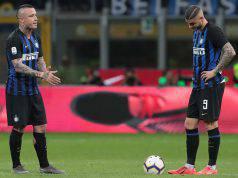 Nainggolan Icardi Inter Juventus Marotta