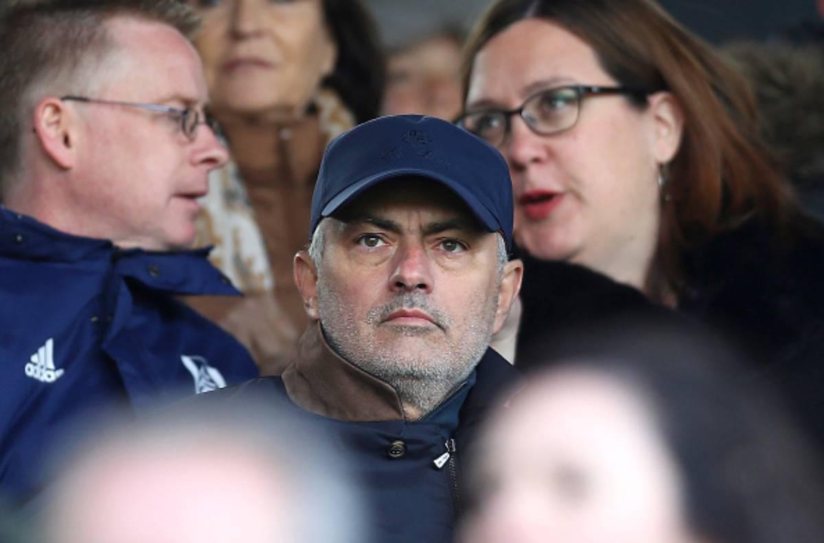 Mourinho progetto vittoria