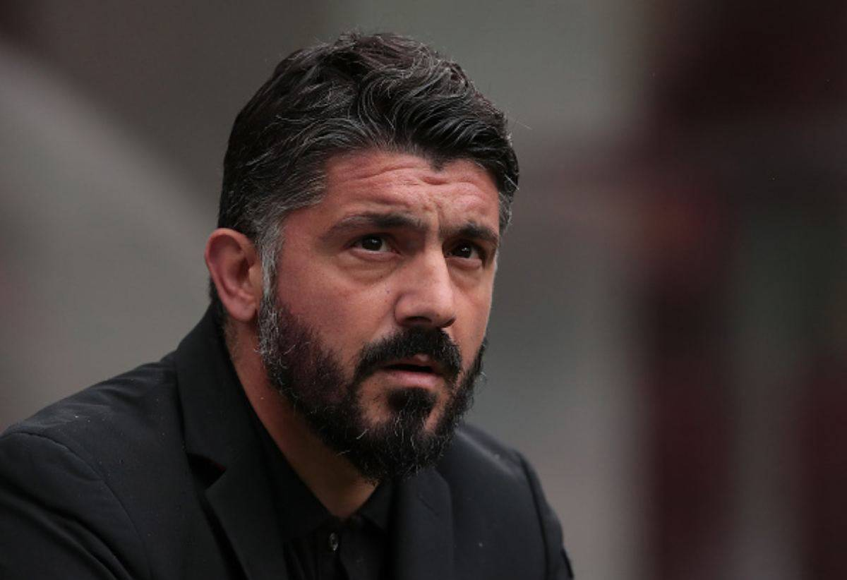 Gattuso Roma Totti Fiorentina Fonseca