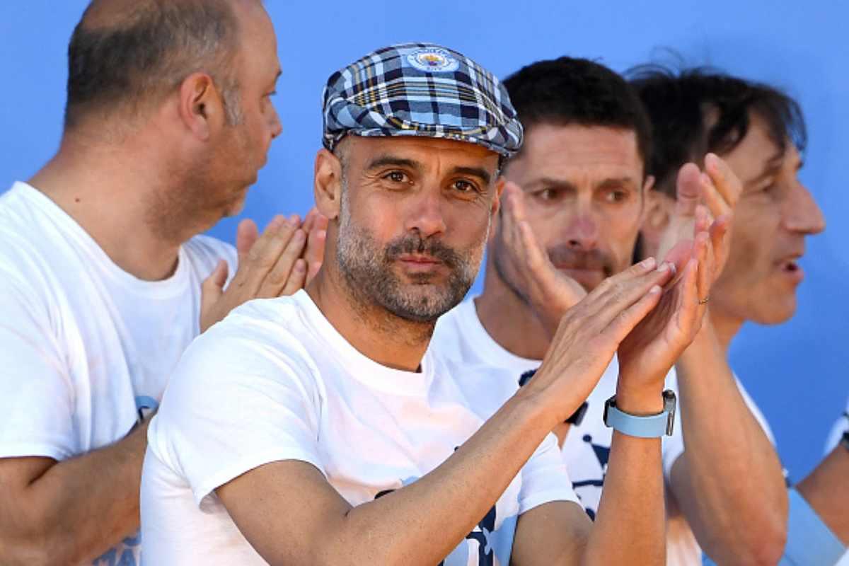 Guardiola City anno sabbatico