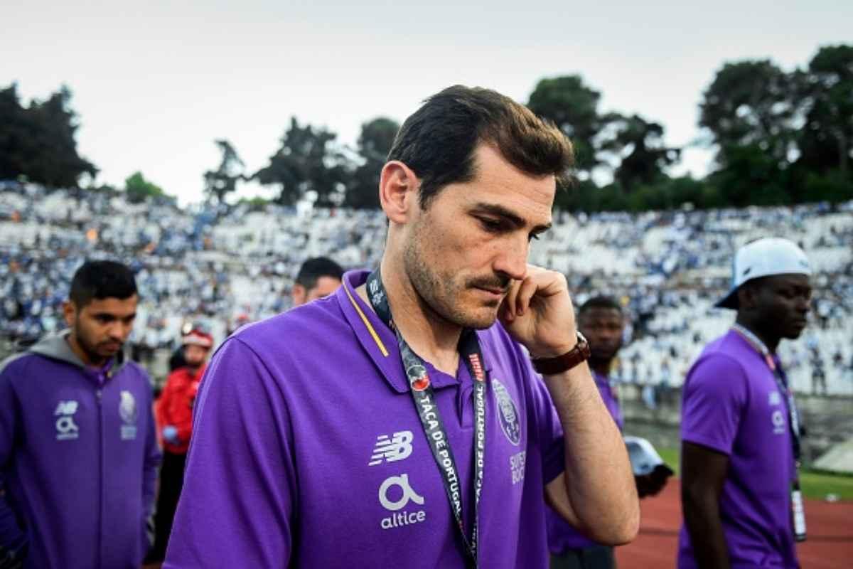 Casillas Buffon