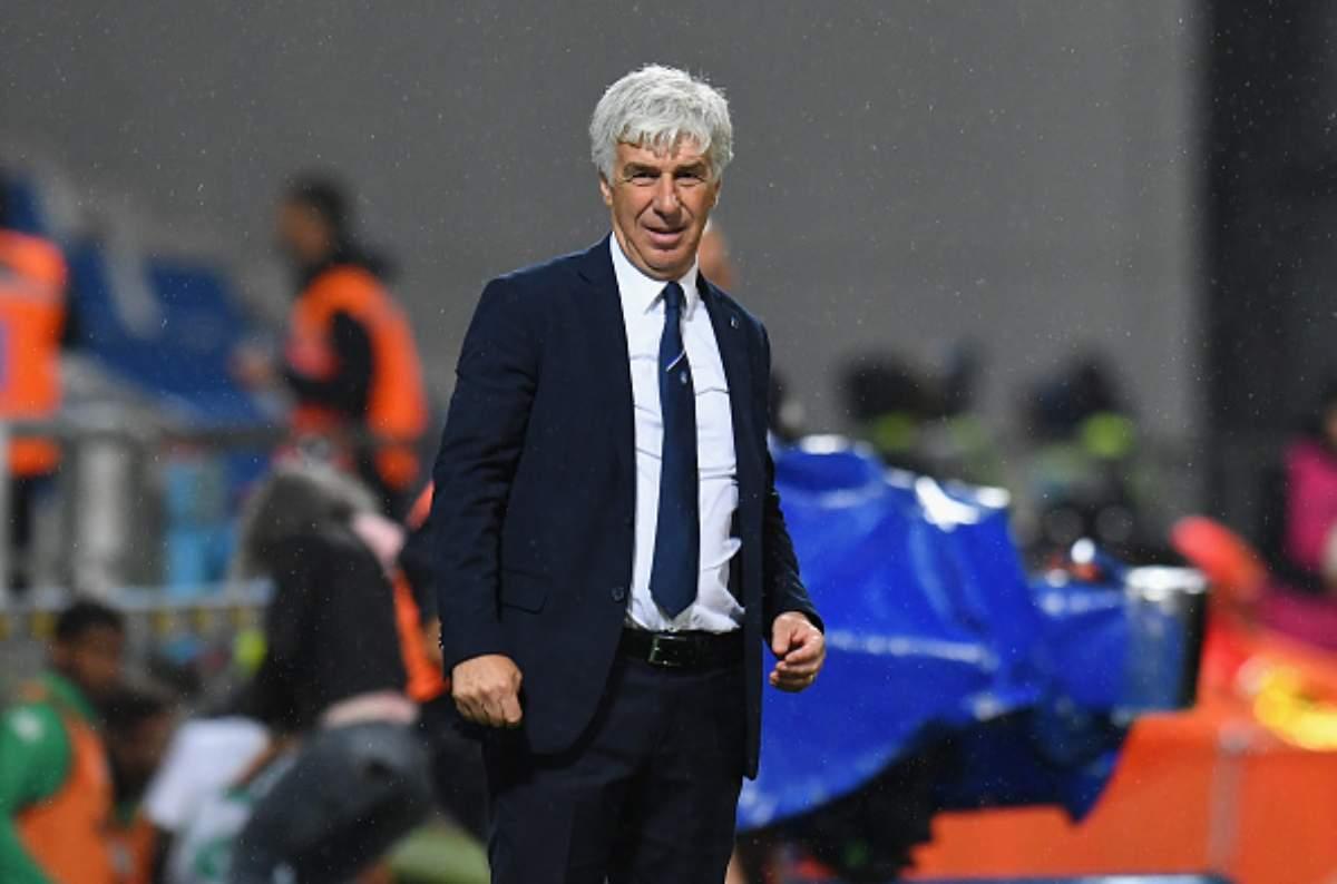 Gasperini Atalanta Champions League