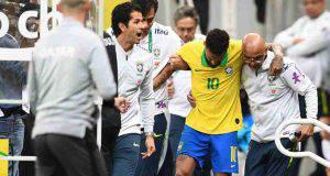 Neymar Coppa America Caso Stupro