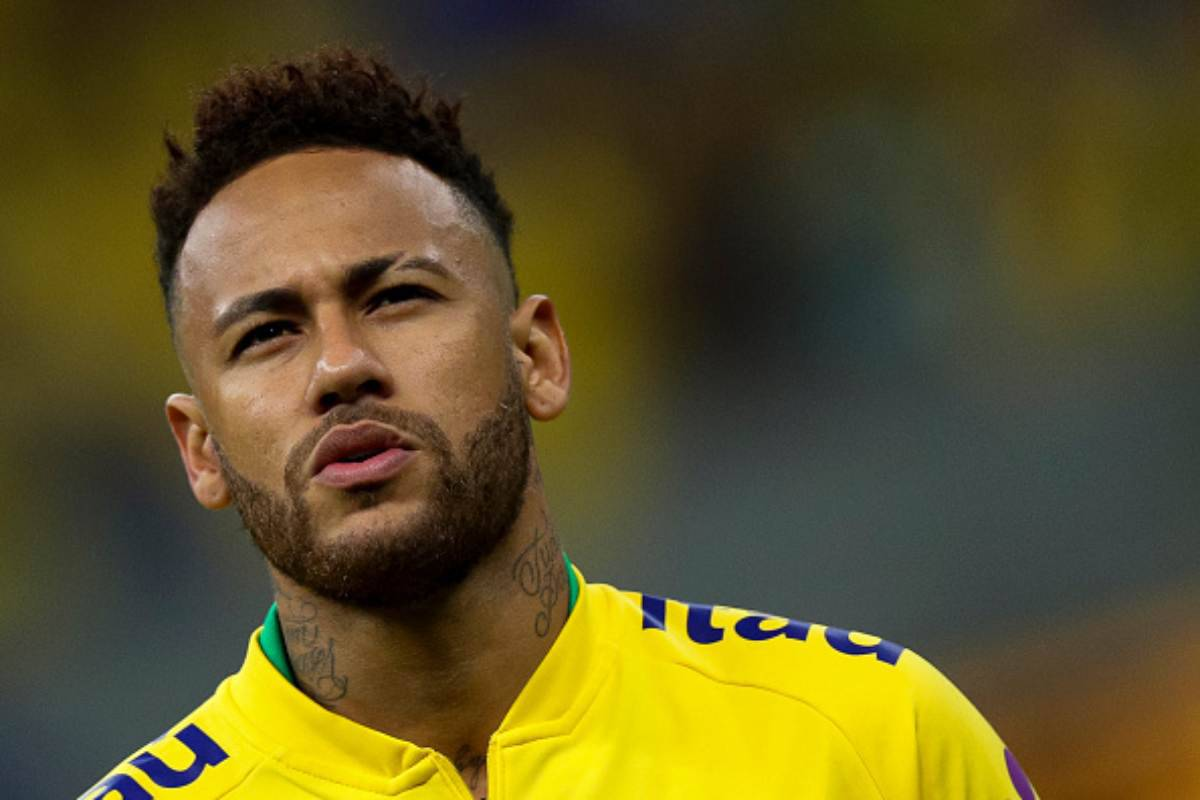 Neymar PSG Barça Real