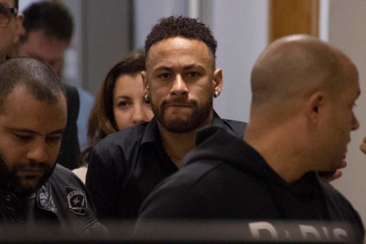 Neymar James Real Napoli