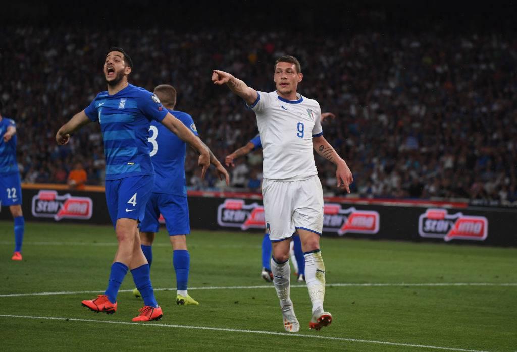 Qualificazioni Euro 2020, le pagelle di Grecia-Italia: Insigne ispirato