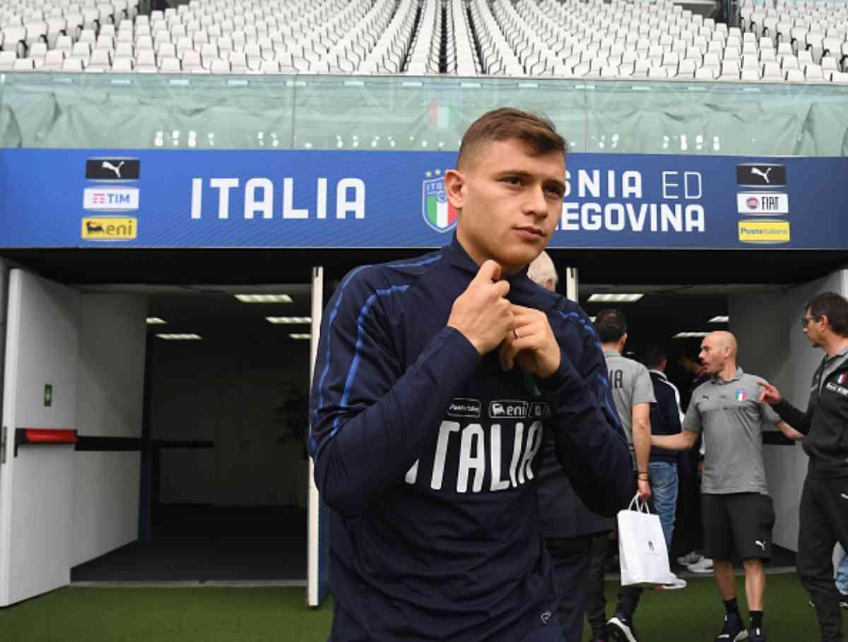 Barella Inter Milan PSG