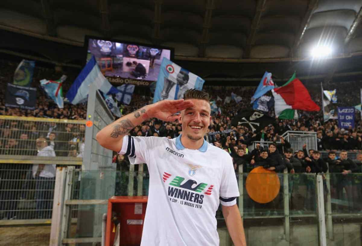 Milinkovic-Savic Juventus Romero Spinazzola