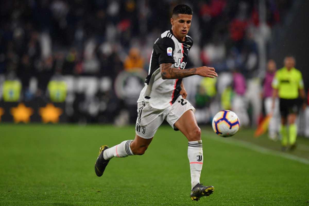 Cancelo Guardiola City Juventus