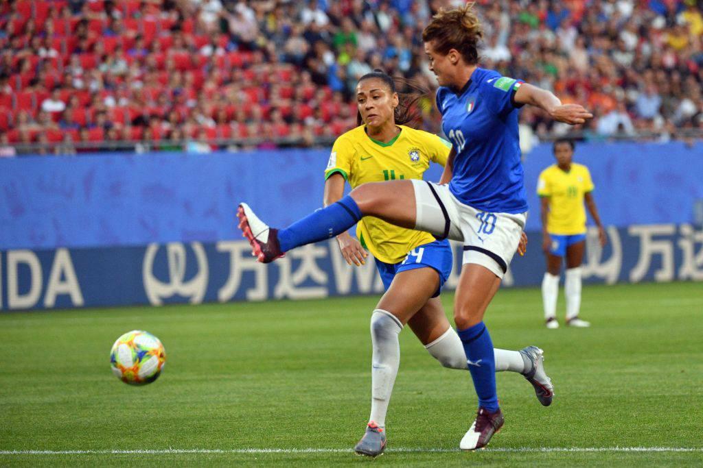 Mondiali calcio femminile, le pagelle di Italia-Brasile