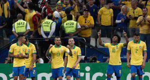 Brasile Perù Venezuela Bolivia Copa America