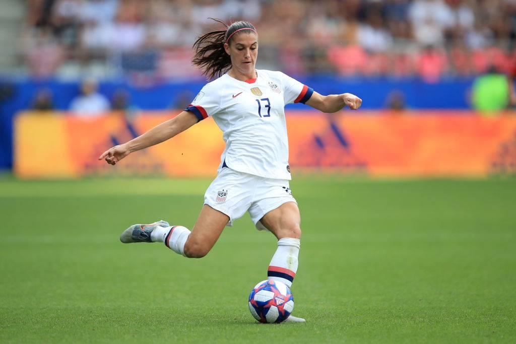Alex Morgan: chi è l'attaccante della nazionale femminile Usa