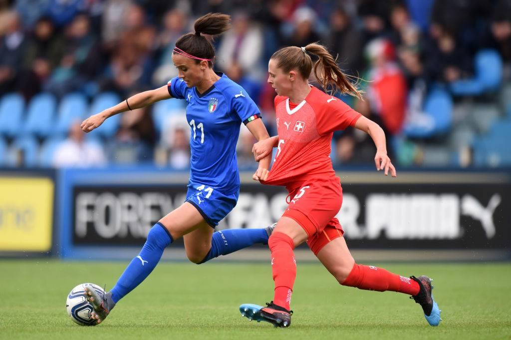 Barbara Bonansea: chi è la stella della nazionale di calcio femminile