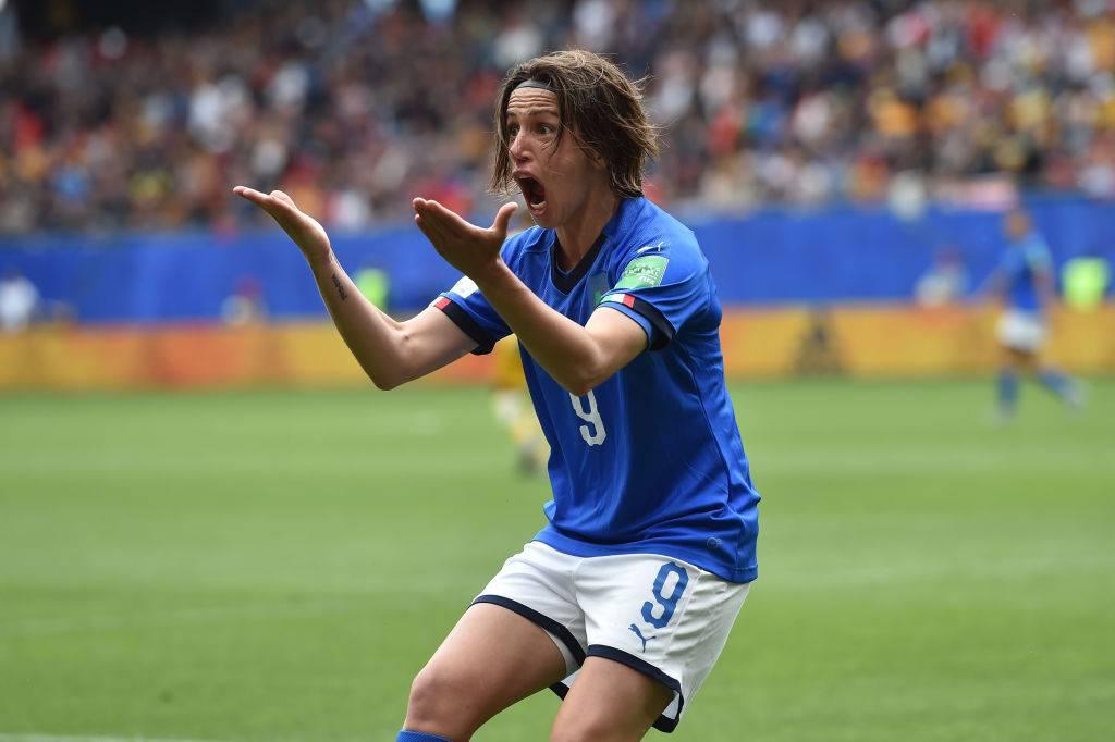 Daniela Sabatino, chi è il bomber della nazionale di calcio femminile