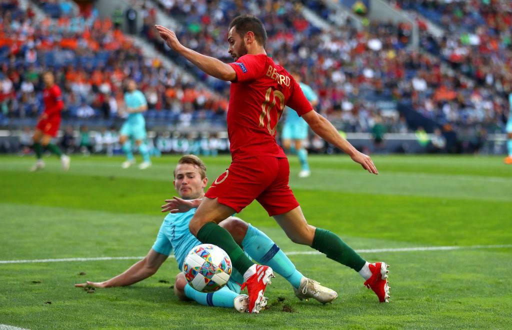 le pagelle di Portogallo-Olanda