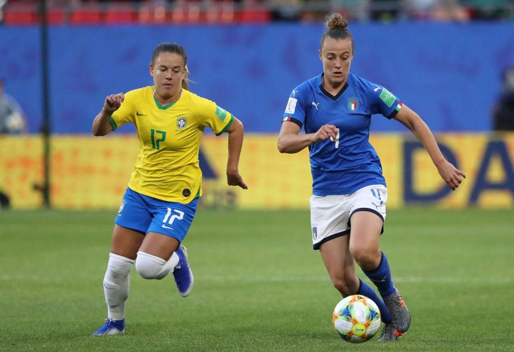 Aurora Galli, chi è il centrocampista della nazionale di calcio femminile