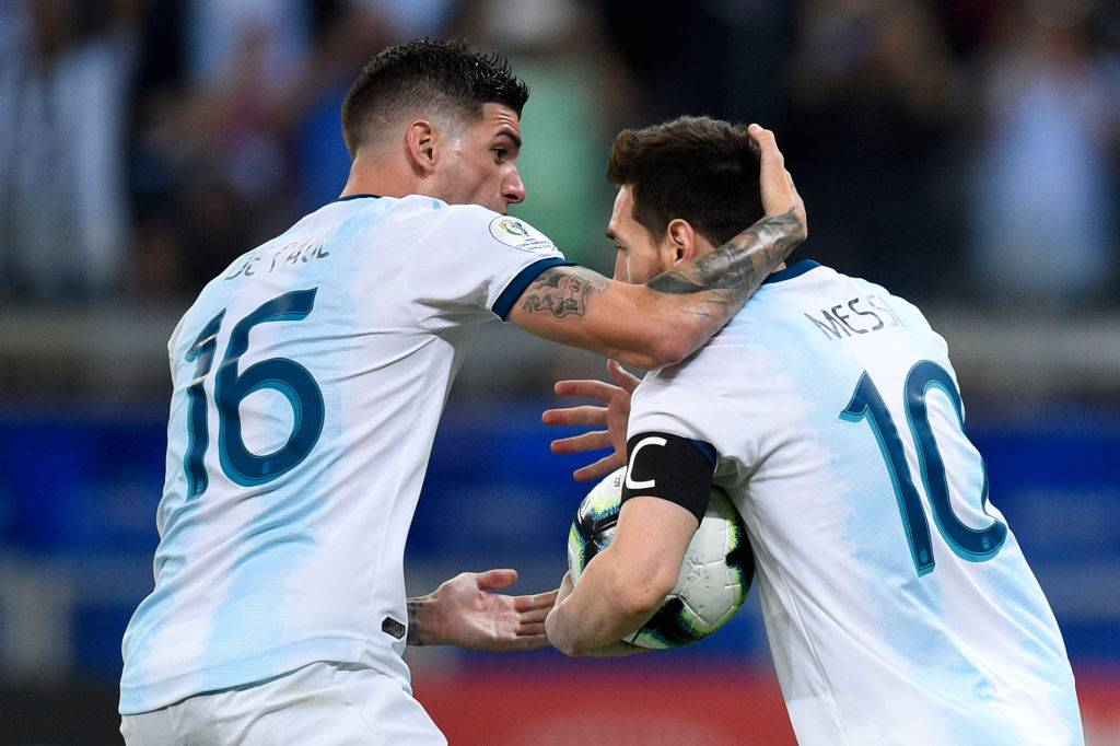 Coppa America, le probabili formazioni di Qatar-Argentina e Colombia-Paraguay