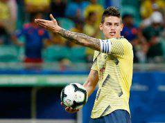 James Rodriguez, Napoli