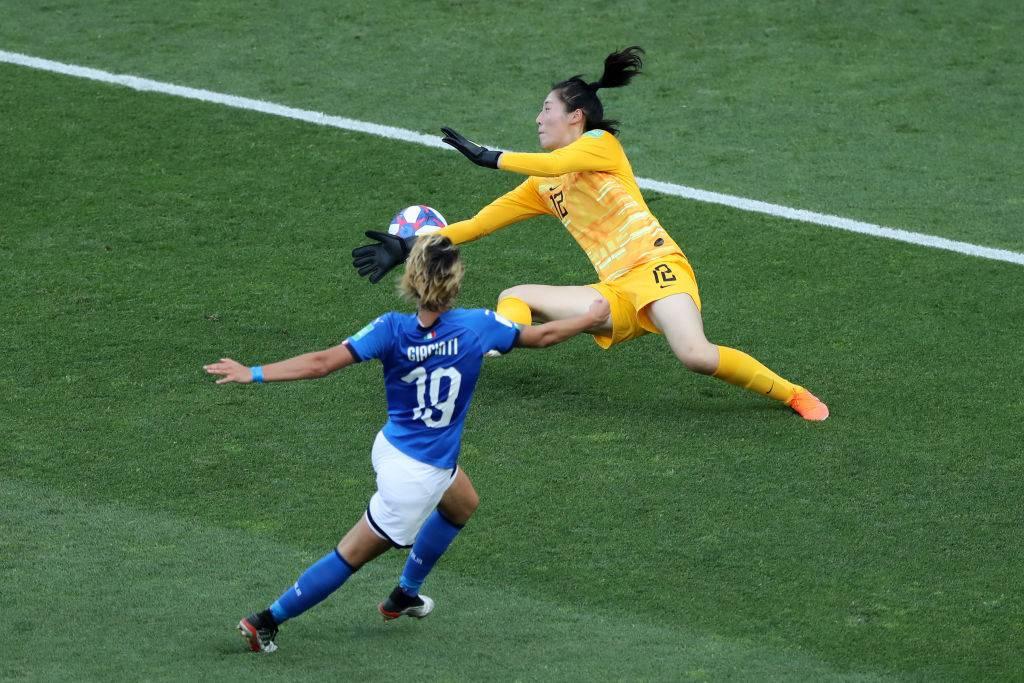 Valentina Giacinti, chi è l'attaccante della nazionale femminile di calcio