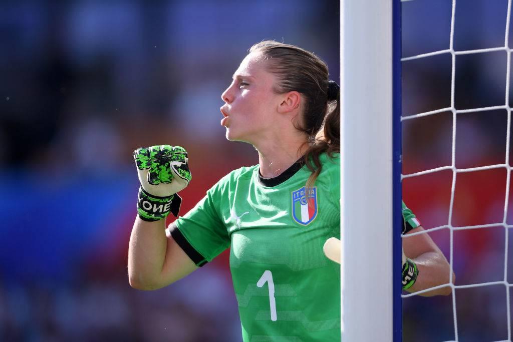 Laura Giuliani: chi è il portiere della nazionale di calcio femminile