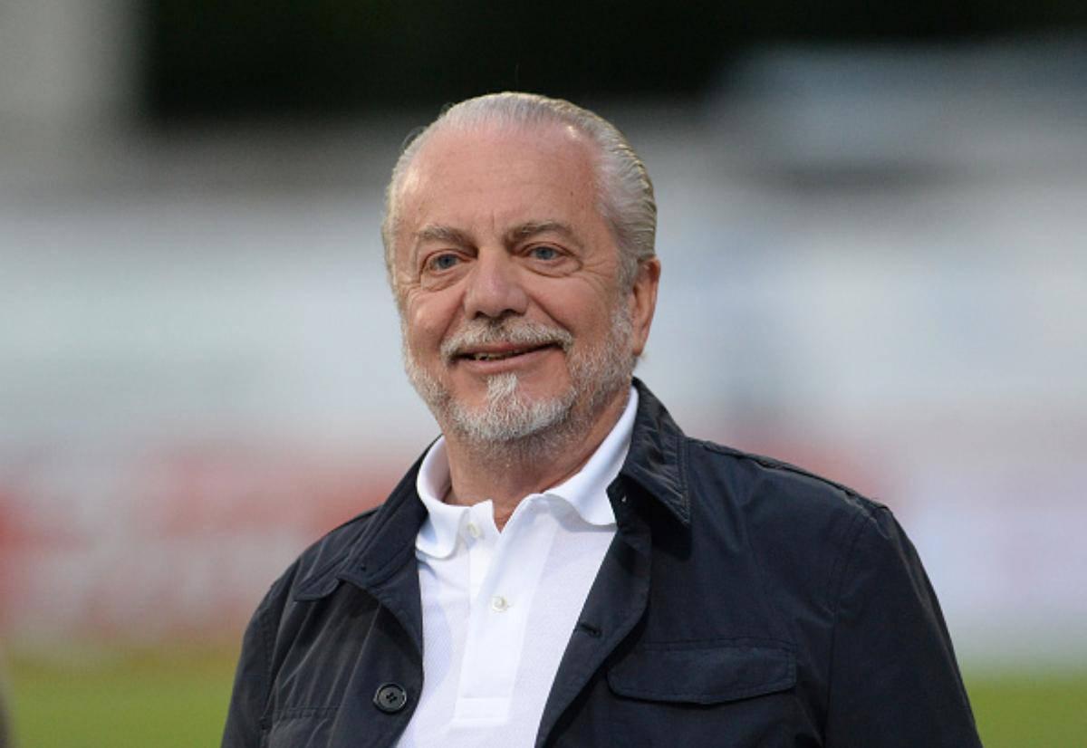 De Laurentiis Napoli Juventus