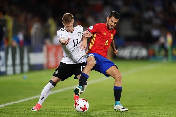 Germania-Spagna U21