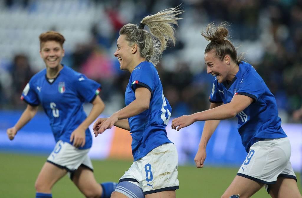 Convocate Italia Mondiale di calcio femminile 2019