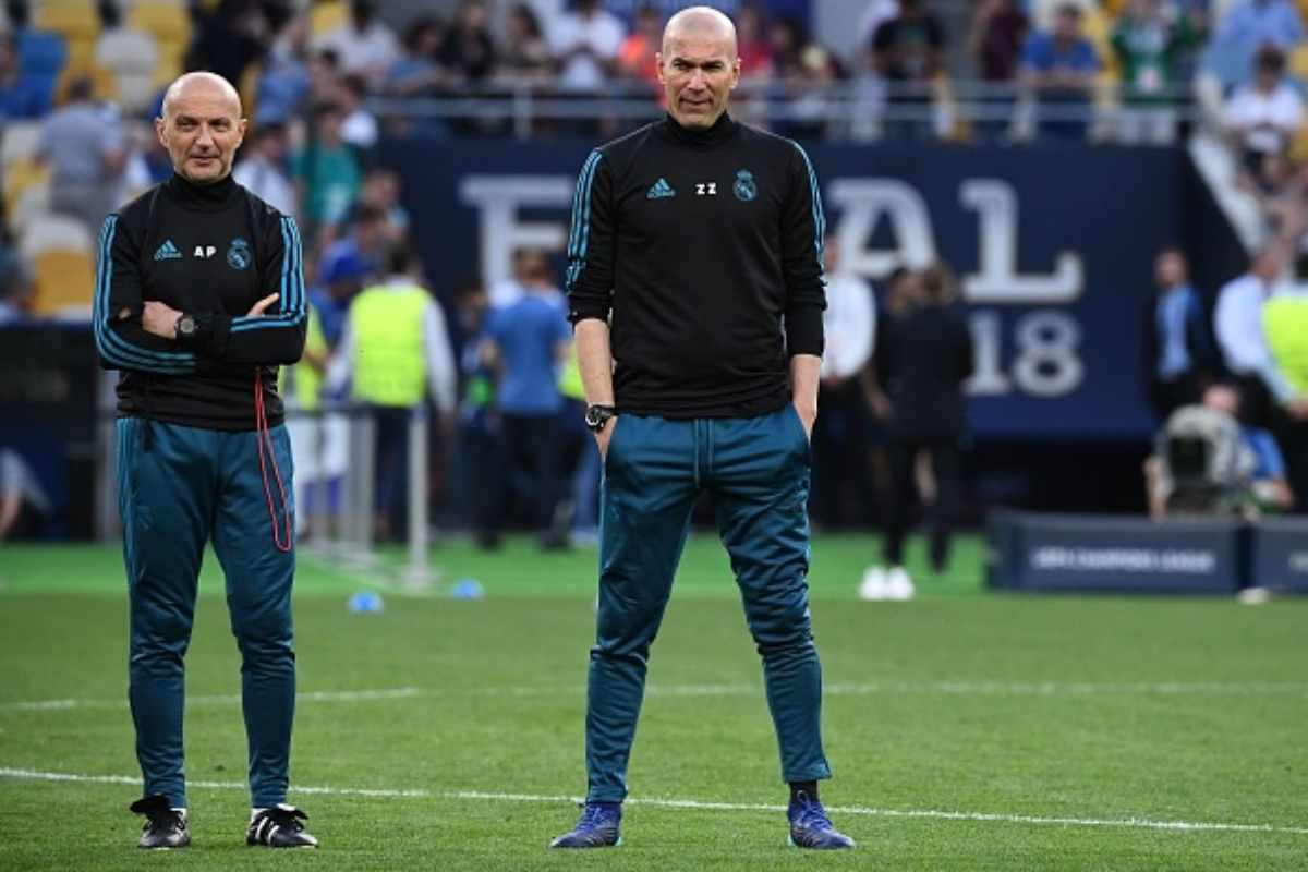 Pintus Inter Real Madrid