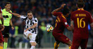 Higuain Juventus scambio con Manolas Roma
