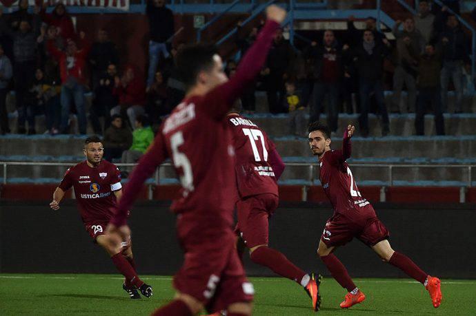 Il Trapani ritorna in B dopo due stagioni