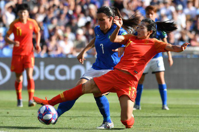 Italia-Cina a Montpellier