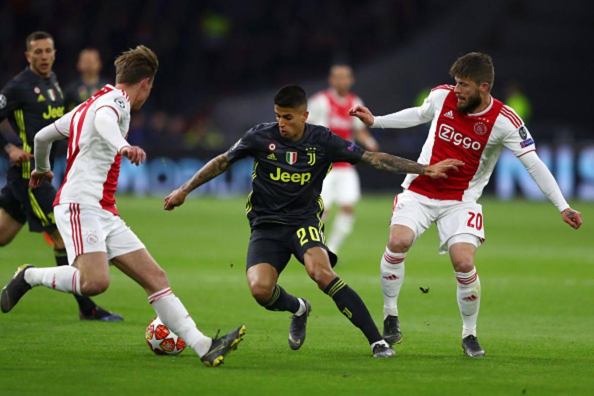 Joao Cancelo verso il Manchester City