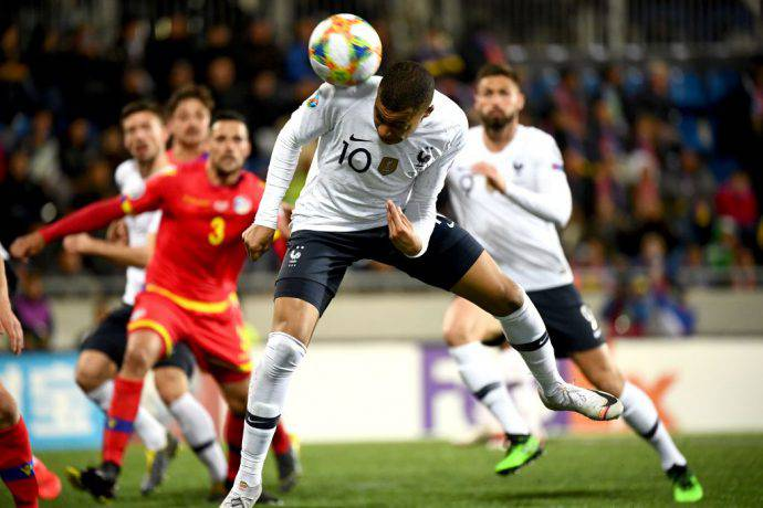 La Francia sbanca Andorra