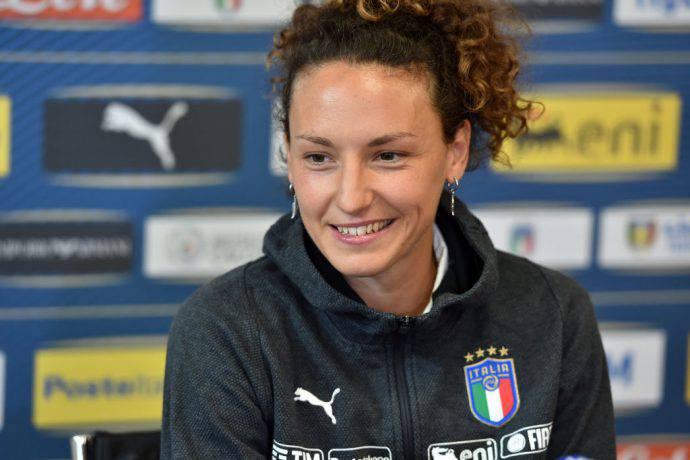 La bella e brava Ilaria Mauro