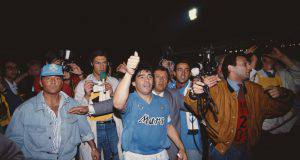 Maradona ha vinto anche la Coppa Uefa nel 1989