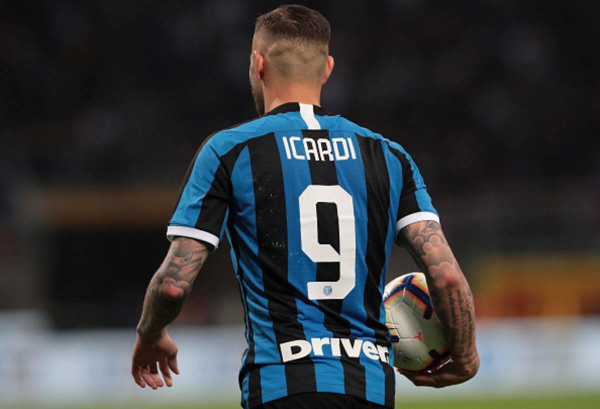 Mauro Icardi ipotesi Juventus