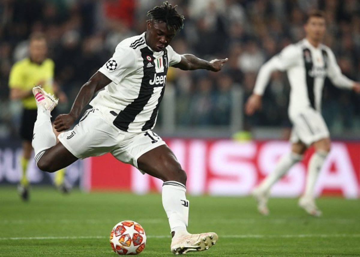 Moise Kean Juventus