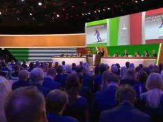 Olimpiadi 2026, Losanna cerimonia di assegnazione dei giochi olimpici