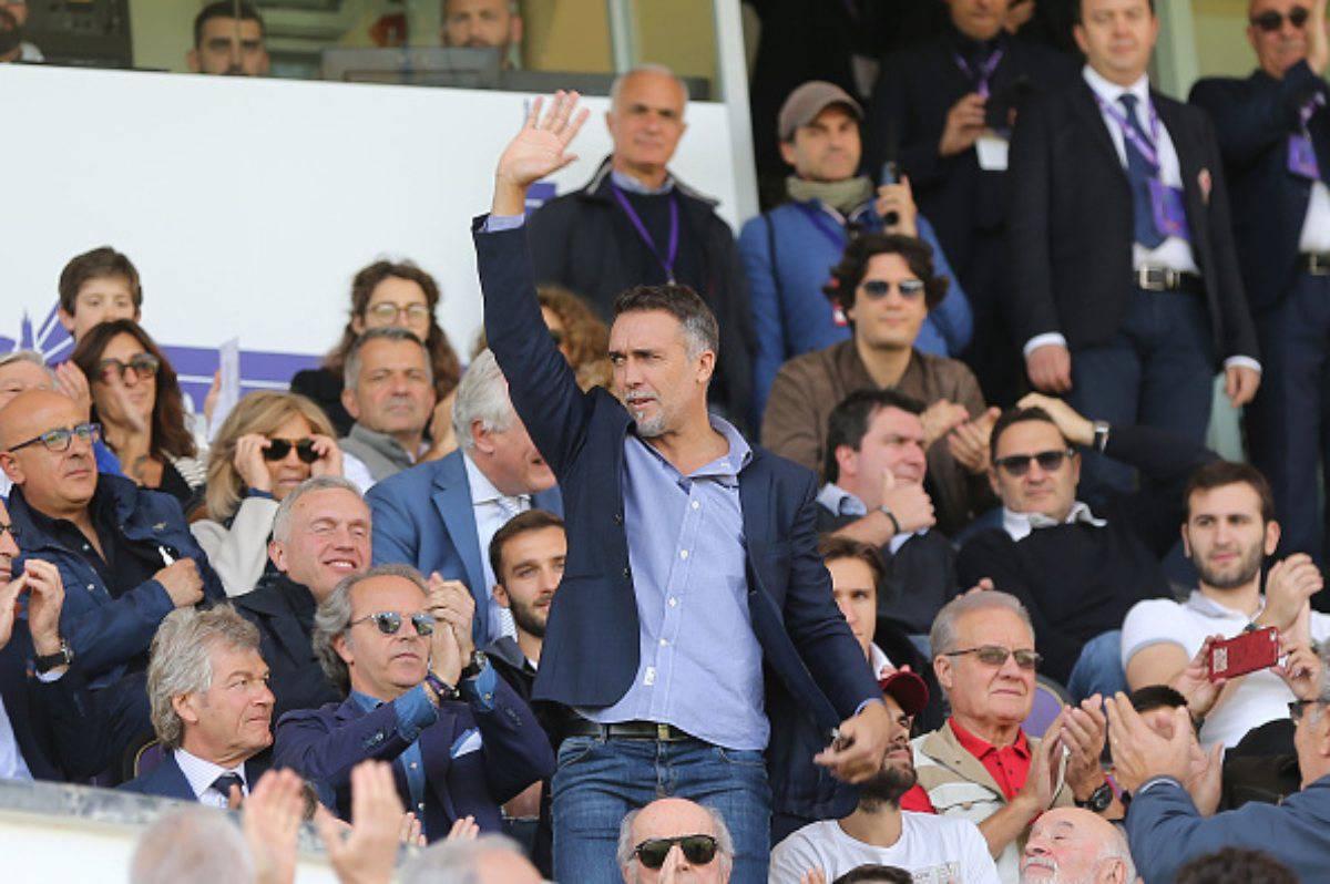 Gabriel Omar Batistuta ritorno Fiorentina