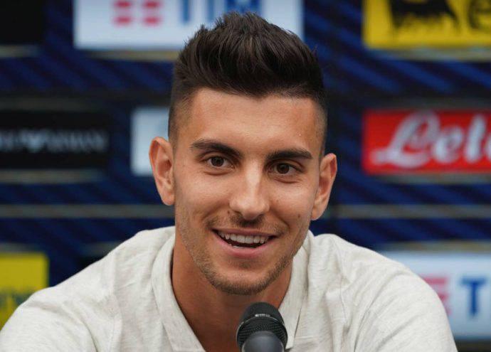 Le parole di Lorenzo Pellegrini, centrocampista della Roma e Nazionale Under 21