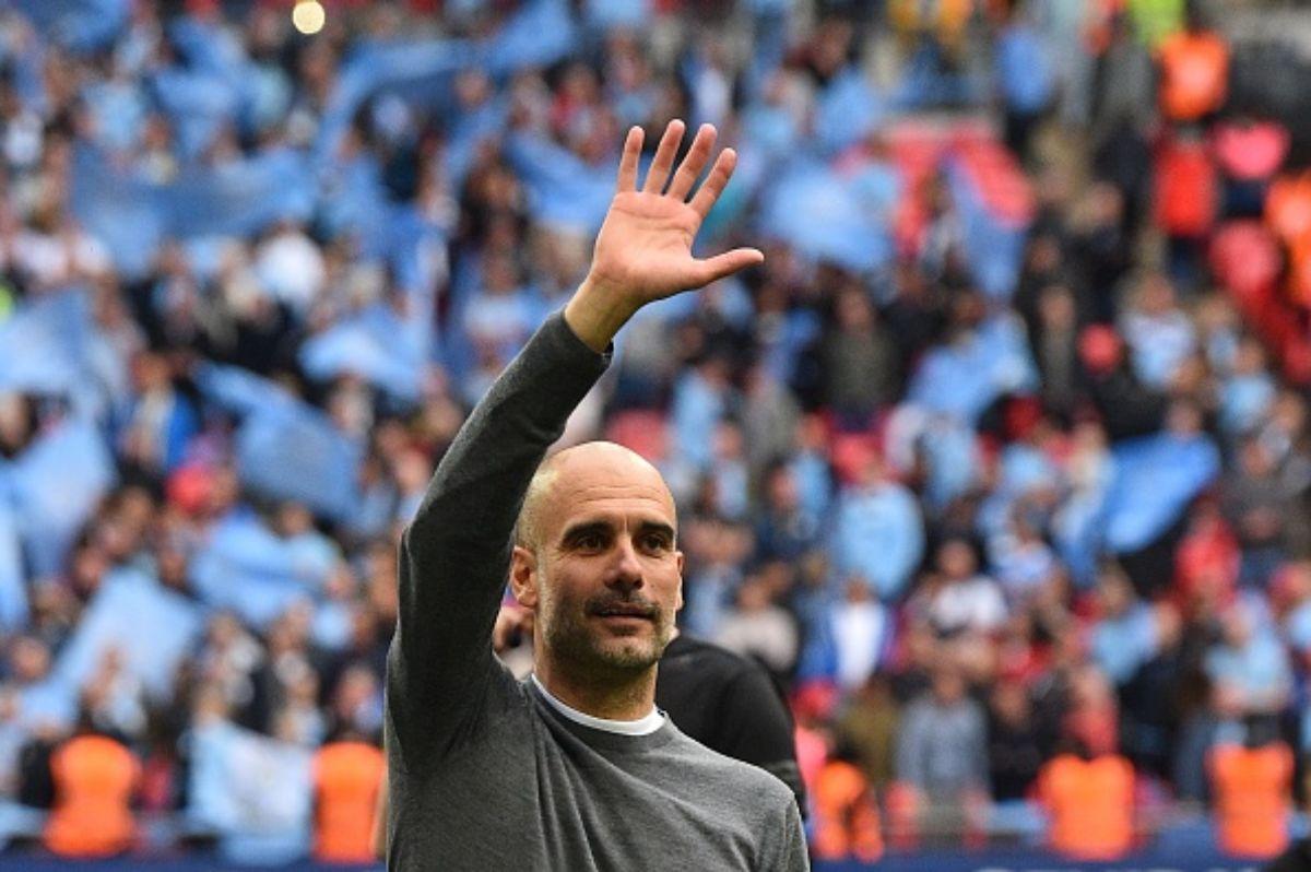 Pep Guardiola Manchester City ipotesi esclusione Champions League