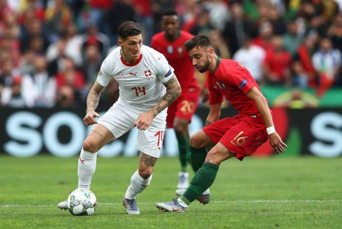 Portogallo-Svizzera al Do Dragao di Oporto