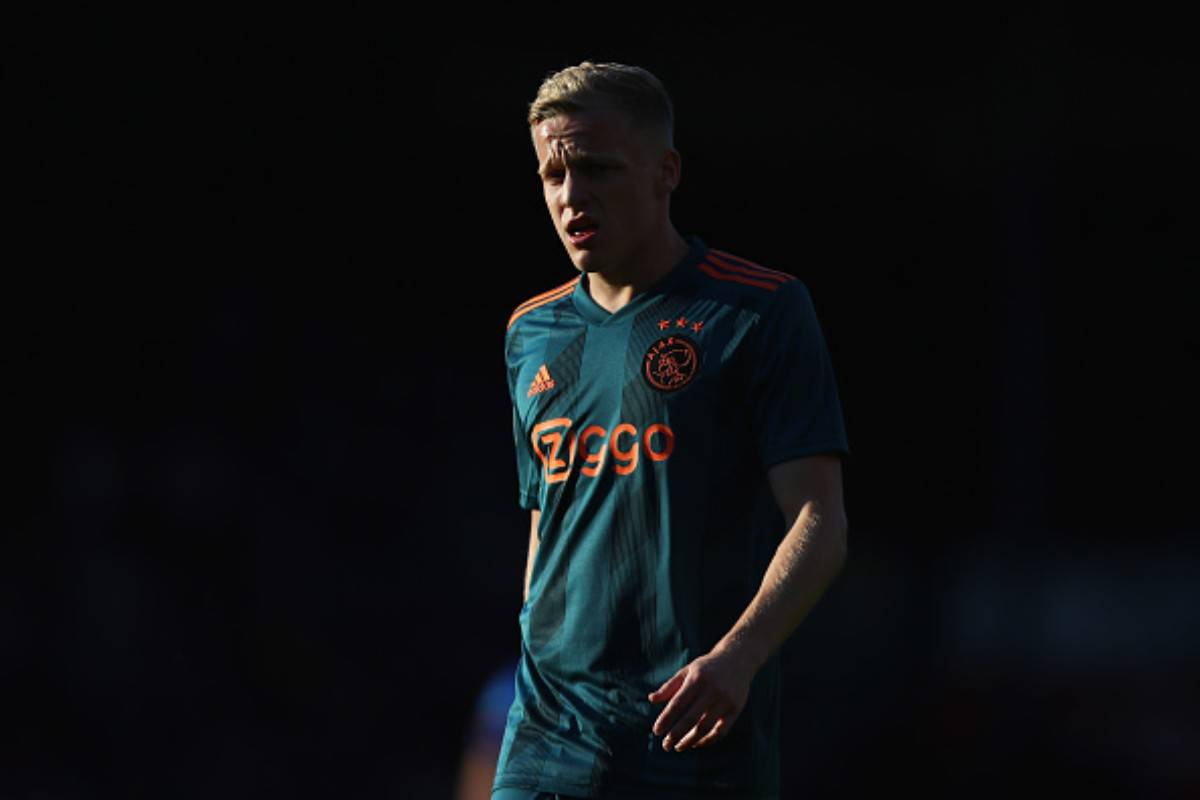 Ronny van de Beek ipotesi Real Madrid