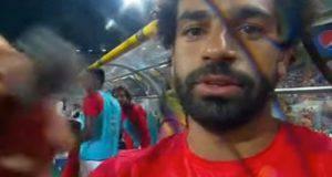 Spettacolare azione di Momo Salah durante l'amichevole Egitto-Guinea