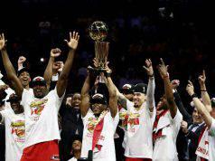 Toronto Raptors campioni NBA