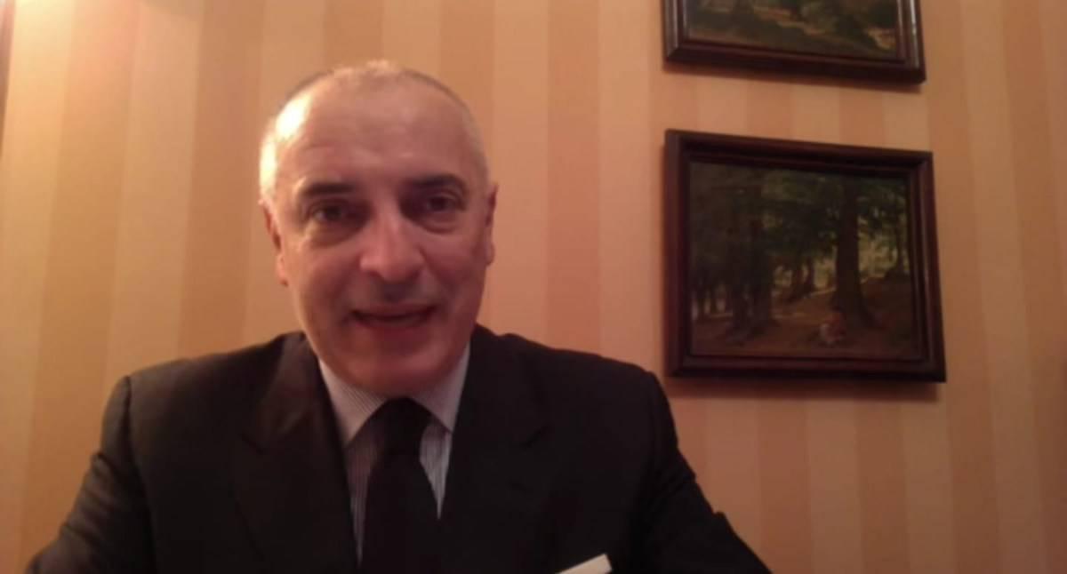 Xavier Jacobelli Direttore di Tuttosport su Sarri