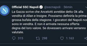 Napoli Allan Insigne