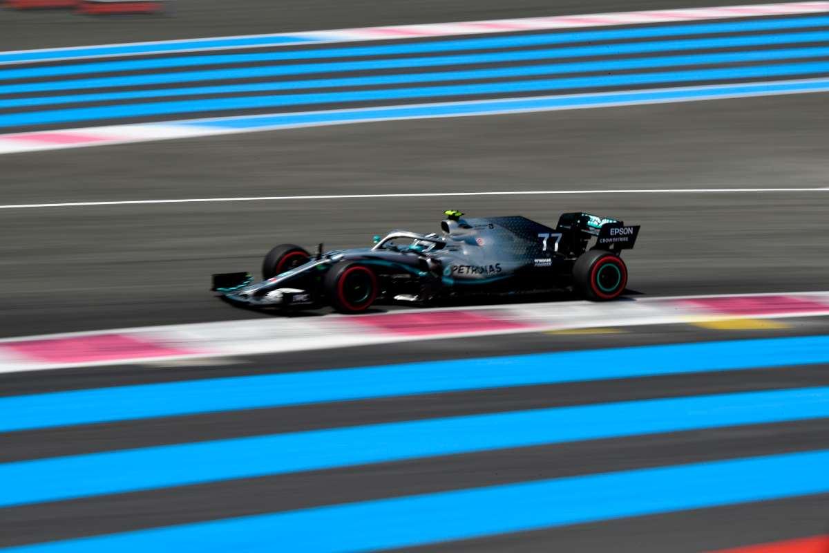 valtteri Bottas Formula 1 Francia