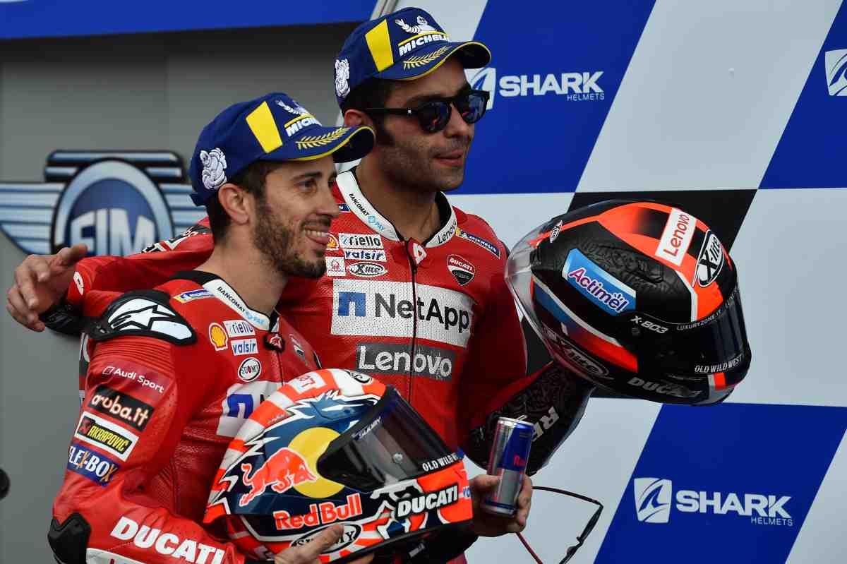 dovizioso petrucci MotoGP