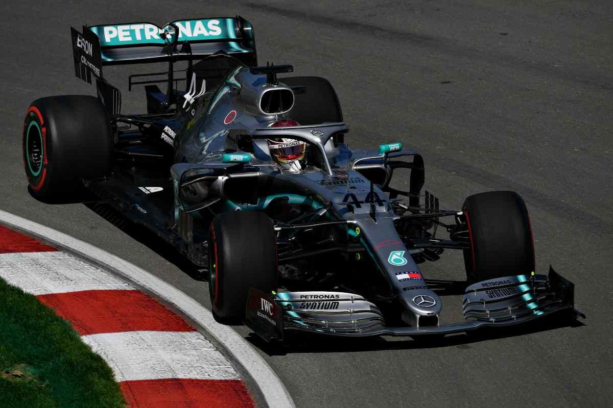 Lewis Hamilton Formula 1 Canada